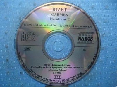 [無殼光碟]IN LIZET CARMEN ENTR ACTE ACT I + II + III 3CDS