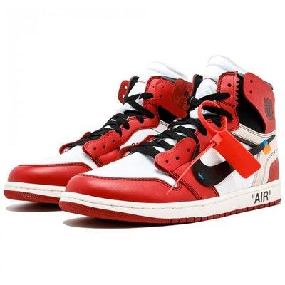 OFF-WHITE X Nike Air Jordan 1 Item AA3834-101