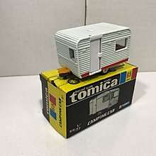 Tomy Tomica 65-1 France-Bed Camping Car, 1E輪 日本製制 made in Japan