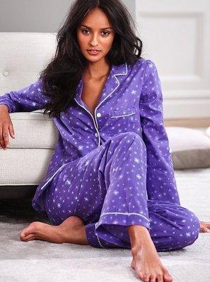 ☆°╮VS流行館╭°☆維多利亞的秘密Victoria's Secret◎成套星芒家居服睡衣(現貨在台)