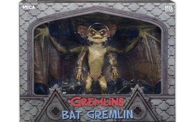 金錢貓雜貨 全新 Neca GREMLINS 7吋 搗蛋鬼小精靈 邪惡小精靈 BAT Gremlin 蝙蝠壞精靈