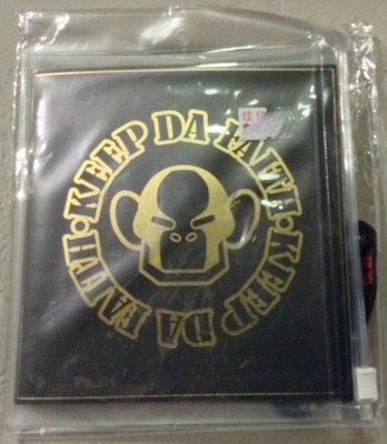 ~拉奇音樂~ 鉄猴子KEEP DA FAITH 3寸小CD ,內附手機吊飾,貼紙,多功能吊繩,全新未拆封