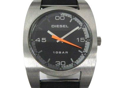 時尚錶 [DIESEL DZ-4024  ]柴油機 石英錶[黑色面]/時尚/中性/軍錶