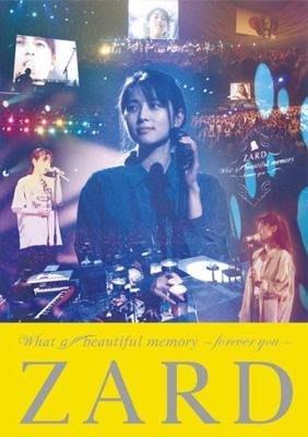 特惠代訂 ZARD 坂井泉水What a beautiful memory~forever you~ 2DVD 日版