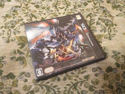 ※ 現貨『懷舊電玩食堂』《正日本原版、盒裝》【3DS】魔物獵人 XX MHXX(另售MH3G、MH4、MH4G、MHX)