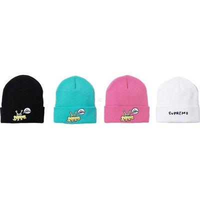 【紐約范特西】 預購 SUPREME SS20 Daniel Johnston Beanie 毛帽
