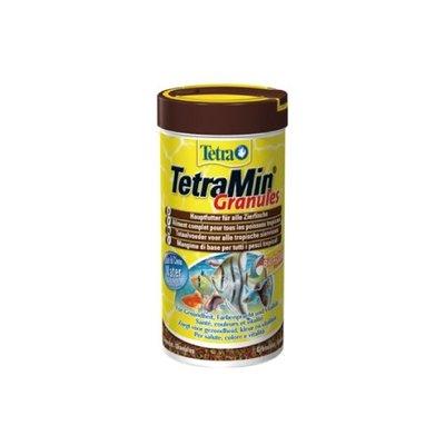 魚樂世界水族專賣店# 型號:T163 德國 Tetra MinGranuies 熱帶魚彩色顆粒飼料 250ml