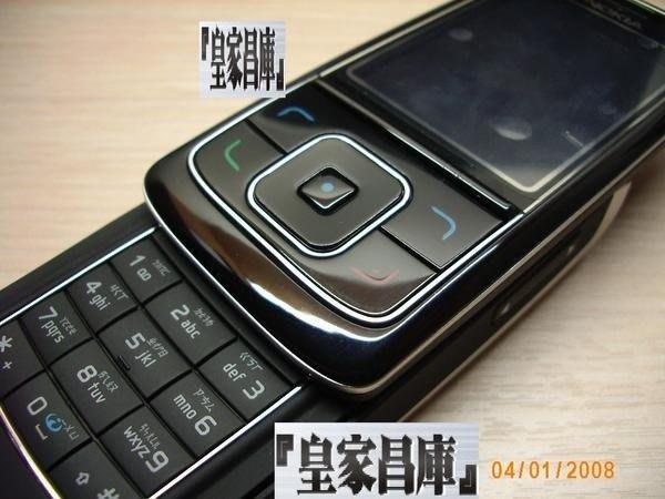 『皇家昌庫』Nokia 6288 6280 黑/白 3G 芬蘭機改善翹翹板問題 盒裝2990元 店家保固1年