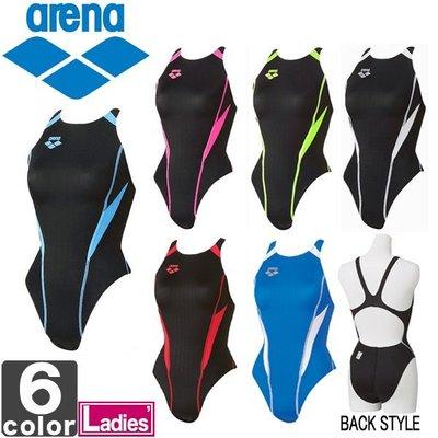 ~BB泳裝~ arena X-PYTHON UNX-D兒童競賽型泳衣 FAR-2507WJCV
