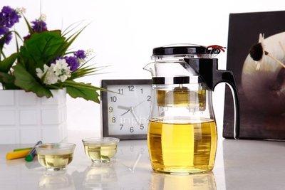 INPHIC-可拆洗過濾泡茶壺 炫彩杯帶蓋玻璃杯 玻璃茶壺
