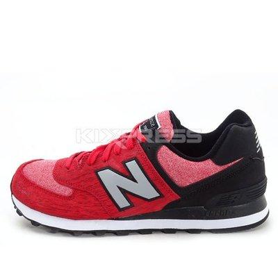 New Balance ML574 [ML574TTB] Classic  紅/黑 US 8 9 9.5 10.5