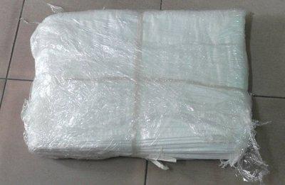 米袋 編織袋 沙包袋 砂石袋 廢磚袋 垃圾袋 資源回收袋 中米袋 55*74CM~100個/包~桃園可面交