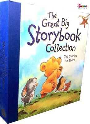 [邦森外文書]  Great Big Storybook Collection 精緻的包裝 自用送禮兩相宜 *限時免運*