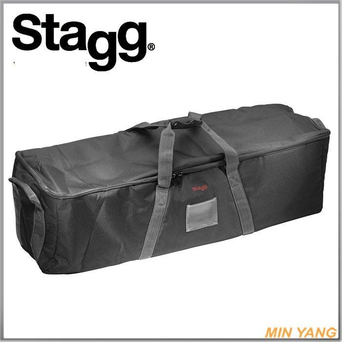 【民揚樂器】腳架攜行袋 STAGG PSB38/T 有提把 打擊架子袋 腳架袋 麥克風架袋 譜架袋