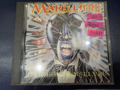 *還有唱片行*MARILLION / B SIDES THEMSELVES 二手 Y12555