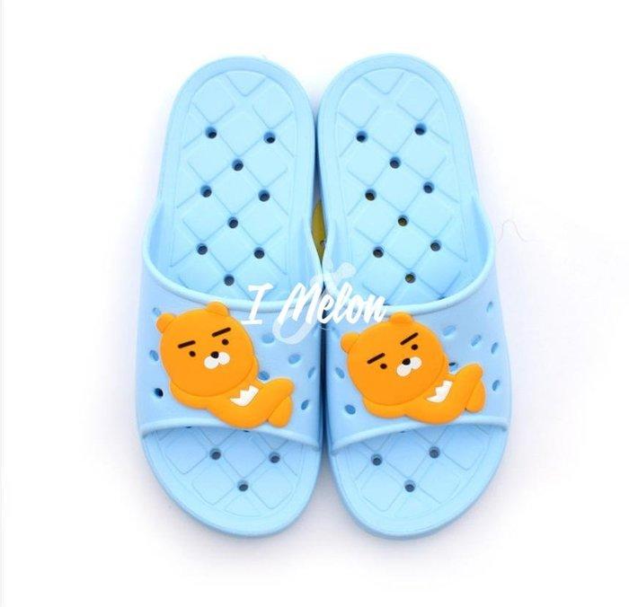 ::: i-MelOn ::: 100%韓國空運 正韓【現貨】Kakao室內拖鞋浴室地板拖鞋※RYAN萊恩