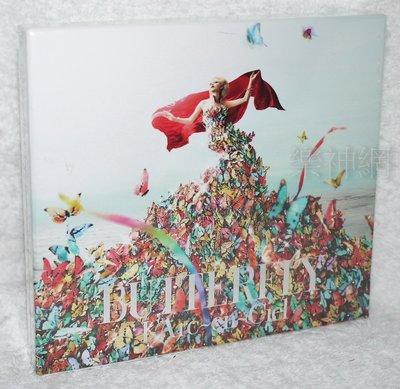 彩虹樂團L Arc~en~Ciel- BUTTERFLY (日版初回2 CD+DVD限定盤) 整新品