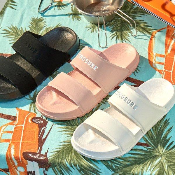 【Luxury】韓國品牌 shoopen 新款涼鞋 室內拖鞋 海灘鞋 涼鞋 拖鞋 夏天首選 韓國代購 粉色 白色 韓國