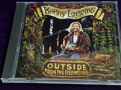 R西洋男(二手CD)KENNY LOGGINS OUTSIDE:FROM THE REDWOODS