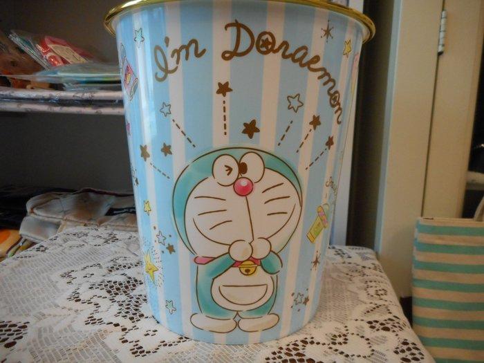 ~~凡爾賽生活精品~~全新日本進口正版多啦A夢小叮噹造型垃圾桶.置物收納筒