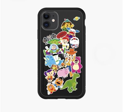 3【玩具總動員 - 大集合】犀牛盾 Mod NX 防摔手機殼 邊框背殼二用殼 - iPhone 11 Pro Max