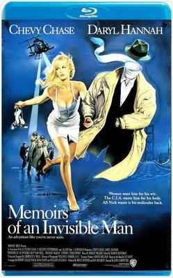 【藍光電影】穿牆隱形人 Memoirs of an Invisible Man(1992)