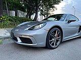 紅牛車業 Porsche 正18年 718 Cayman GT銀 新車415萬
