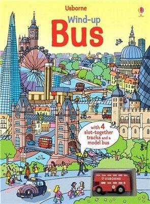 『大衛』 麥克原文 【Wind-Up Bus 】:原文 小巴士轉呀轉