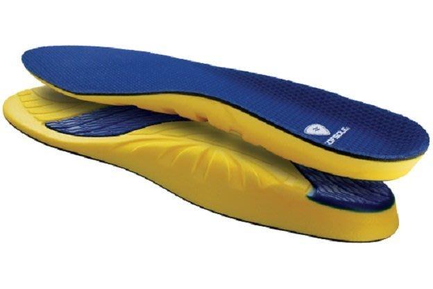 美國Sof Sole Athletes 超級運動員鞋墊*透氣.穩定.支撐.吸震.尺寸US:有3段可選