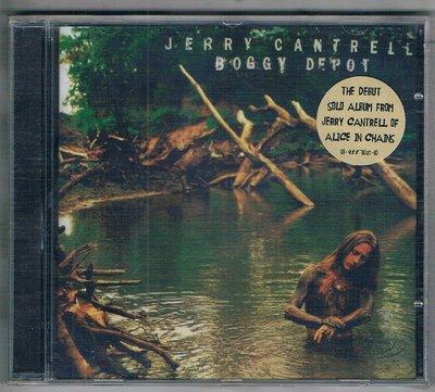 [鑫隆音樂]西洋CD-Jerry Cantrell:Boggy Depot  { 4887052 }  全新
