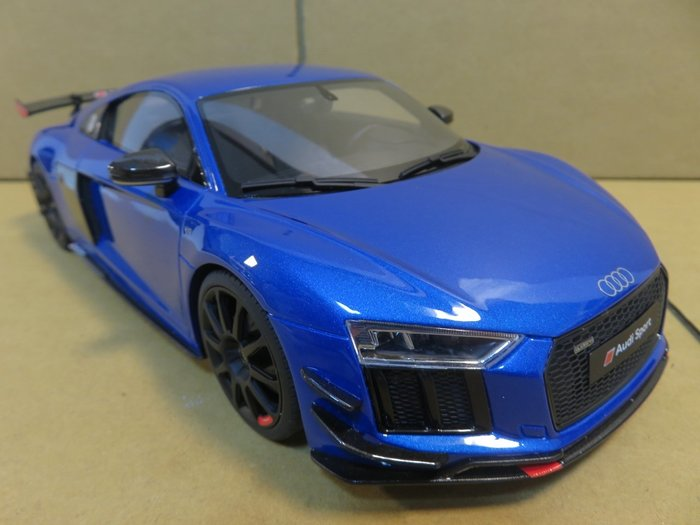 =Mr. MONK= GT SPIRIT Audi R8 Performance Parts