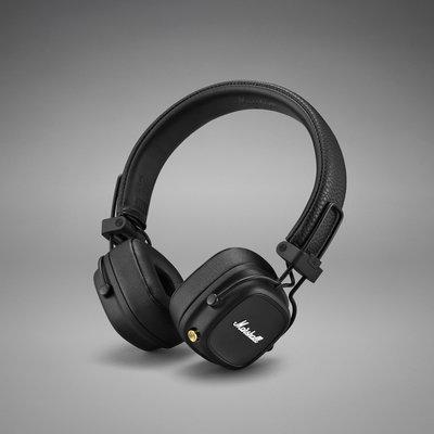 《小眾數位》MARSHALL Major IV 藍芽耳罩式耳機 支援無線充電 公司貨 另有 Major III