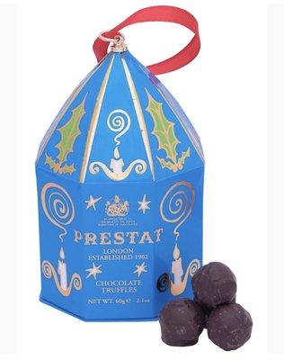 (預購)(限量)Prestat sea salt chocolate truffles 松露海鹽巧克力60g
