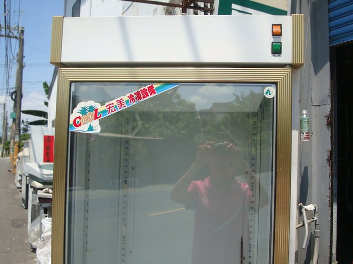 高雄屏東萬丹電器醫生 中古二手 飲料展示櫃 自取價7500