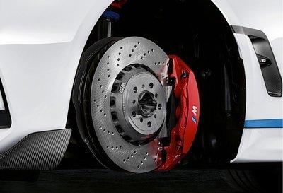 BMW M Performance Brake 原廠 煞車 For F87 Lci M2 Competition