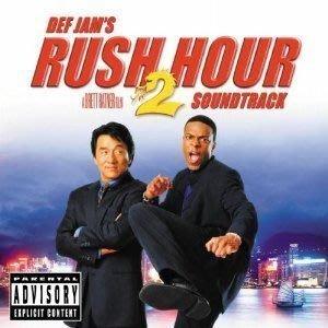 RUSH HOUR 2 ---尖峰時刻 2 --- 電影原聲帶(全新未拆封CD)