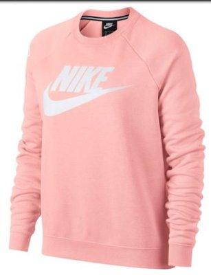 【n0900台灣健立最便宜】2018 Nike 女長T恤 NSW RALLY CREW HBR 930906-646