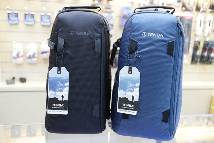 【日產旗艦】天霸 Tenba Solstice 10L 636-423 636-424 極至 相機肩背包 側背包 斜背包
