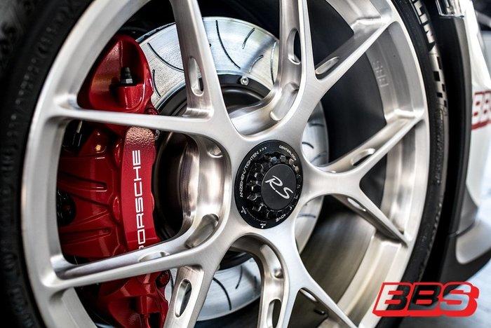 【樂駒】BBS FI-R 991 GT3 RS 20吋 21吋 Center Lock 單孔 鍛造輪圈組 極致輕量化