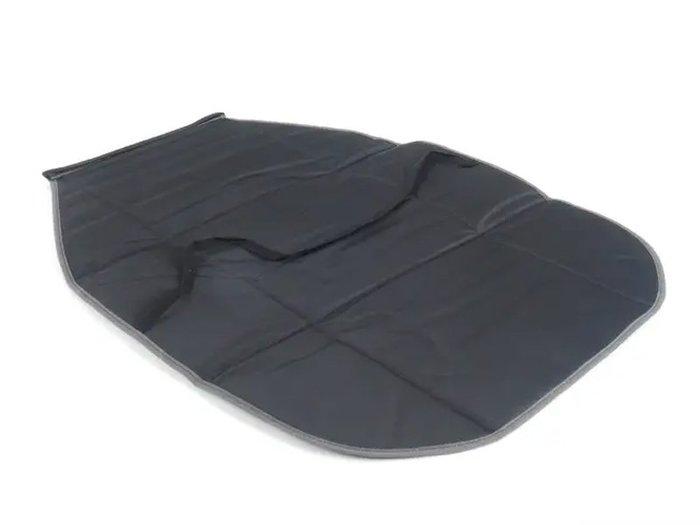 【樂駒】BMW Seat Back Rest Storage Guard 原廠 座椅 後背 置物袋 防護墊