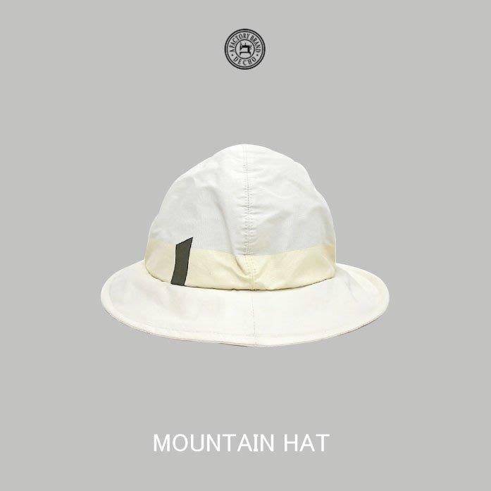 WaShiDa【7-2AD18】DECHO日本品牌 日本製MOUNTAIN HAT 寬帽沿 遮陽帽-預訂
