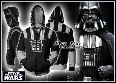 【Men Star】免運費 STAR WAYS 天行者的崛起 彈力運動外套 運動衣 外套 媲美 uniqlo nike