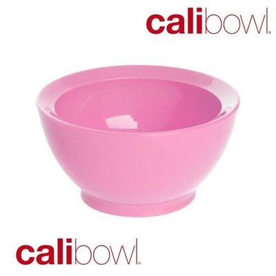 【波波的家】美國 Calibowl 專利防漏幼兒學習碗 8oz (無蓋單入) 粉色