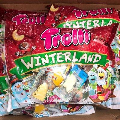 Trolli Winterland 聖誕節軟糖分享包 450g
