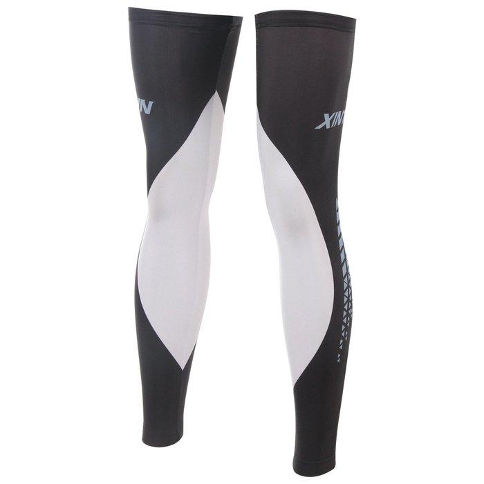 【潮客良品】~黑爵騎行腿套 騎行戶外防曬腿套 自行車運動防護腿套cklp26911