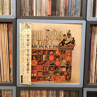 The Monkees 黑膠 The Birds, The Bees and The Monkees