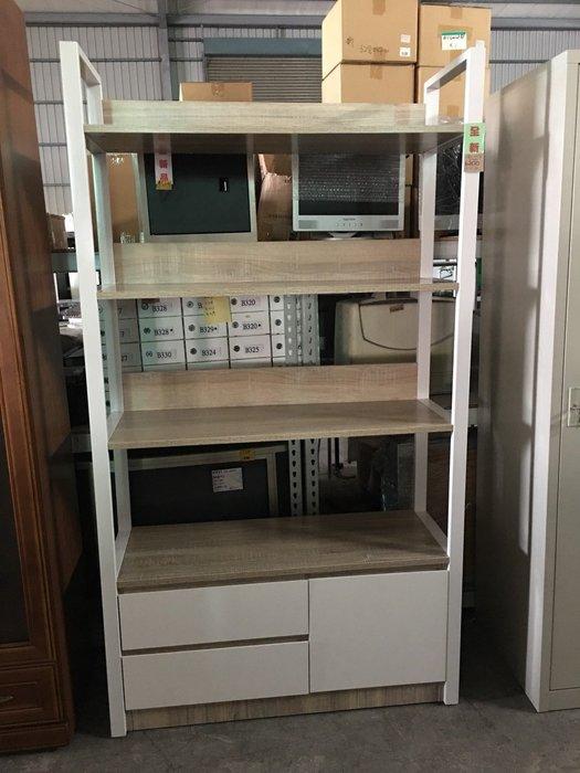 大高雄冠均二手貨家具(全省收購)---【全新】 收納架 置物架  書架 鐵架 多層架 別錯過 GT-8901
