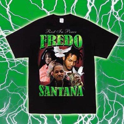 【Result】Fredo Santana TEE 嘻哈饒舌歌手 Hiphop Classic