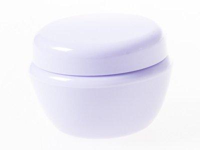 化妝保養品分裝瓶 小空瓶塑膠瓶分裝盒分裝罐 附內蓋 – 紫5g ZA-42789 桃園市