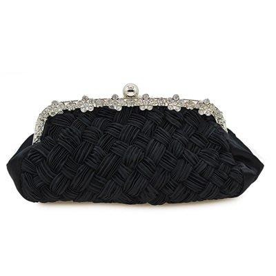 晚宴 包 鑲鑽手拿包-名媛時尚優雅氣質女包包6色73su28[獨家進口][米蘭精品]